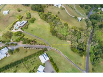 View profile: key location 5 acres