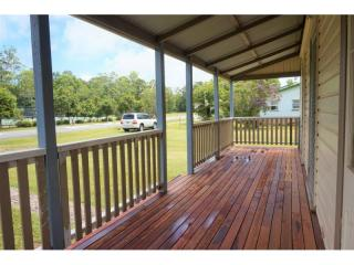 View profile: Characteristic Queenslander with a sizeable yard and just a stroll to Cooroy CBD