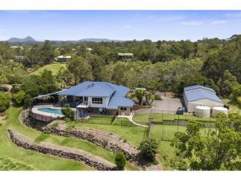View profile: Under application  -  Master built family home with views, breezes and a tennis court !!!!