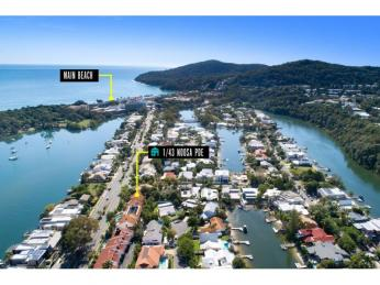 View profile: Apartment: River Outlook, Stroll to Hastings Street